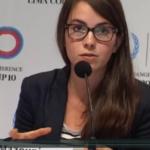 COP 20 - ALIX MAZOUNIE CLIMATE ACTION FINANCE
